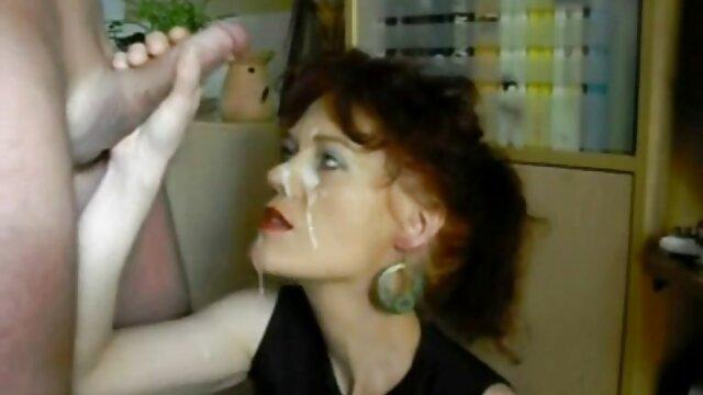 ¡La españolas singando hermana de la SBA lo quiere de su hermano otra vez por el culo!