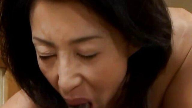 un asiático y un rubio comparten peliculas porno gratis en español dos pollas en todos los agujeros anal