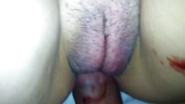 Yanks Babe Sarah pornos de españolas Greenmore juega su arranque